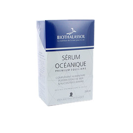 Sérum Océanique - Remineralisation - Equilibre du terrain - Flacon 250 ml - Biothalassol