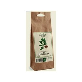 Badiane Fruits - Sachet vrac 50 G - Herbier de France