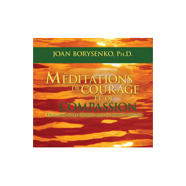 Méditations de Courage et de Compassion - Livre Cd Audio - Ada