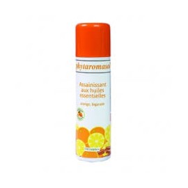 Phytaromasol - Orange Bigarade -  Diétaroma -  Désodorisant Assainissant - Spray 250 Ml