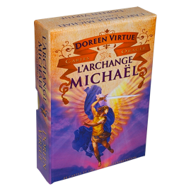 Archange Michaël - Coffret Livret et 44 cartes oracle - Doreen Virtue - Editions Exergue