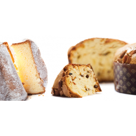 Panettone Individuel - 100 G - Spumador