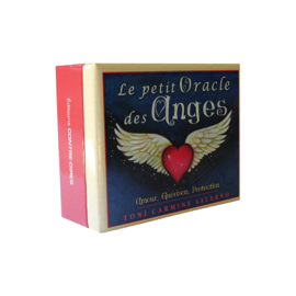 Le petit Oracle des Anges - Amour Guérison Protection - Coffret 55 Cartes - Toni Carmine Salerno - Editions Contre Dires