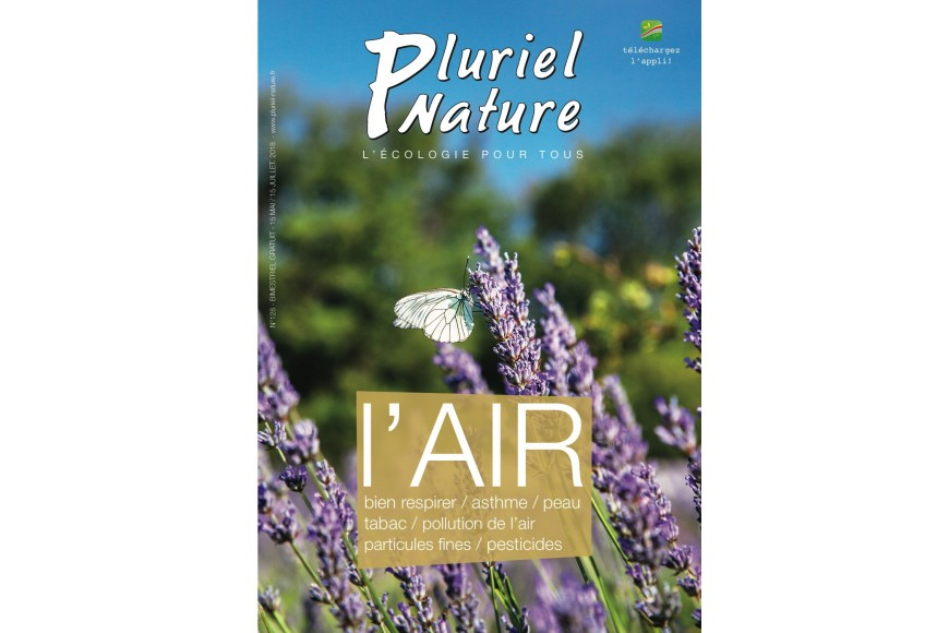 Magazine Pluriel Nature